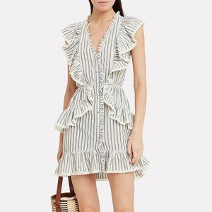 Loveshackfancy 🌺 India Voile dress stripe 10